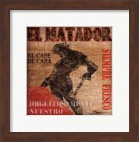 El Matador Fine-Art Print