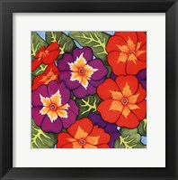 Flower Fiesta I Fine-Art Print