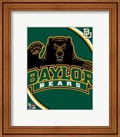 Baylor University Bears 2012 Logo Fine-Art Print