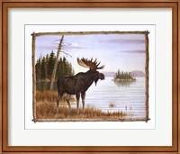 Mighty Moose Fine-Art Print