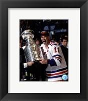 Mark Messier 1993-94 Stanley Cup Celebration Fine-Art Print