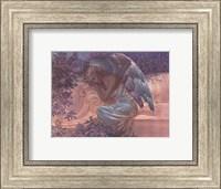Angel at Rest - foil Fine-Art Print