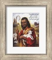 Christ the Shepherd Fine-Art Print