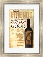 Good Wine Fine-Art Print