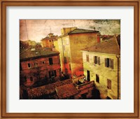 Bird's-eye Italy II Fine-Art Print