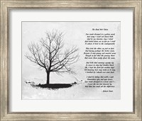 Robert Frost The Road Not Taken Fine-Art Print