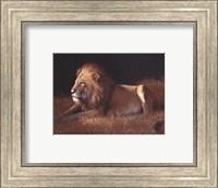 Majestic Lion Fine-Art Print
