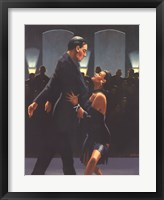 Rumba in Black Fine-Art Print