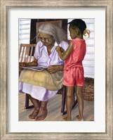 Grandma and Me Fine-Art Print