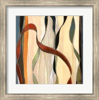 Falling Ribbons I Fine-Art Print