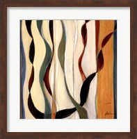 Falling Ribbons II Fine-Art Print