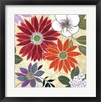 Vintage Floral II Fine-Art Print