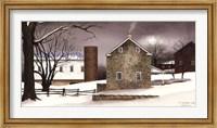 A Cold Winter's Night Fine-Art Print