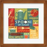 Kitchen It! II Fine-Art Print