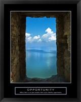 Opportunity - Wall Fine-Art Print