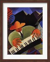 Street Concert Fine-Art Print