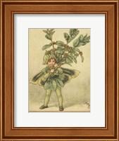 The Box Tree Fairy Fine-Art Print