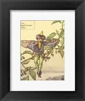 The Nightshade Fairy Fine-Art Print