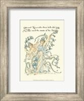 Shakespeare's Garden II (Hyacinth) Fine-Art Print