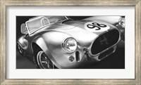 Vintage Racing I Fine-Art Print