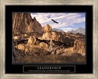 Leadership-Eagle Fine-Art Print