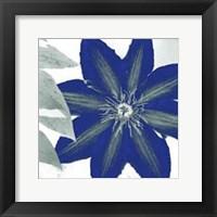 Indigo Star III Fine-Art Print