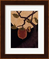 Moon, Persimmon and Moth Fine-Art Print