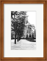Notre Dame Cathedral IV Fine-Art Print
