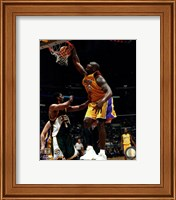Shaquille O'Neal Action Fine-Art Print