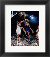 Shaquille O'Neal 1997-98 Action Fine-Art Print