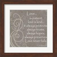 Love Quote Fine-Art Print