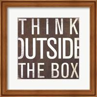Think - Mini Fine-Art Print