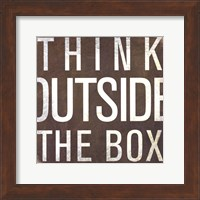 Think - Mini Fine-Art Print