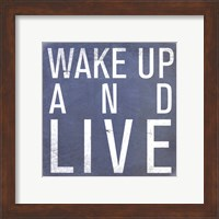 Wake Up - Mini Fine-Art Print