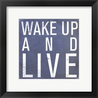 Wake Up - Mini Fine-Art Print