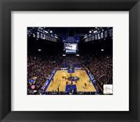 Allen Fieldhouse University of Kansas Jayhawks 2012 Fine-Art Print