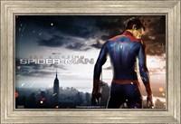 The Amazing Spider-Man (unmasked) Fine-Art Print