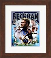 David Beckham 2012 Portrait Plus Fine-Art Print