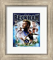 David Beckham 2012 Portrait Plus Fine-Art Print
