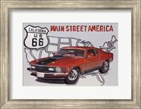 Main Street America Fine-Art Print