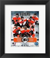 Philadelphia Flyers 2012-13 Team Composite Fine-Art Print