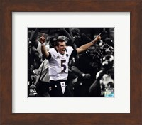Joe Flacco Super Bowl XLVII Spotlight Celebration Fine-Art Print