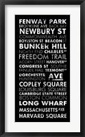 Boston Cities II Fine-Art Print