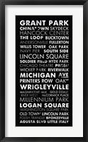 Chicago Cities II Fine-Art Print