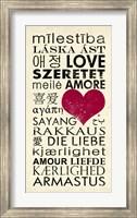 Love Around the World Fine-Art Print