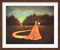 Unwinding the Path to Self-Discovery Fine-Art Print