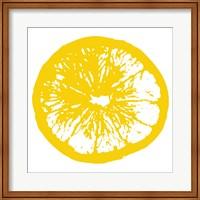 Yellow Orange Slice Fine-Art Print