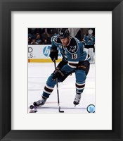 Joe Thornton on Ice 2012-13 Fine-Art Print