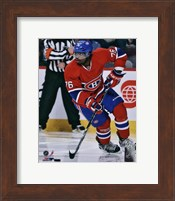 P.K. Subban in action 2012-13 Fine-Art Print