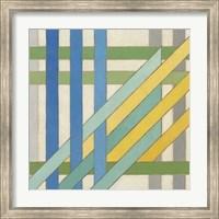 Non-Embellished Lineate II Fine-Art Print